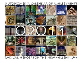2011 Calendar Cover by james119