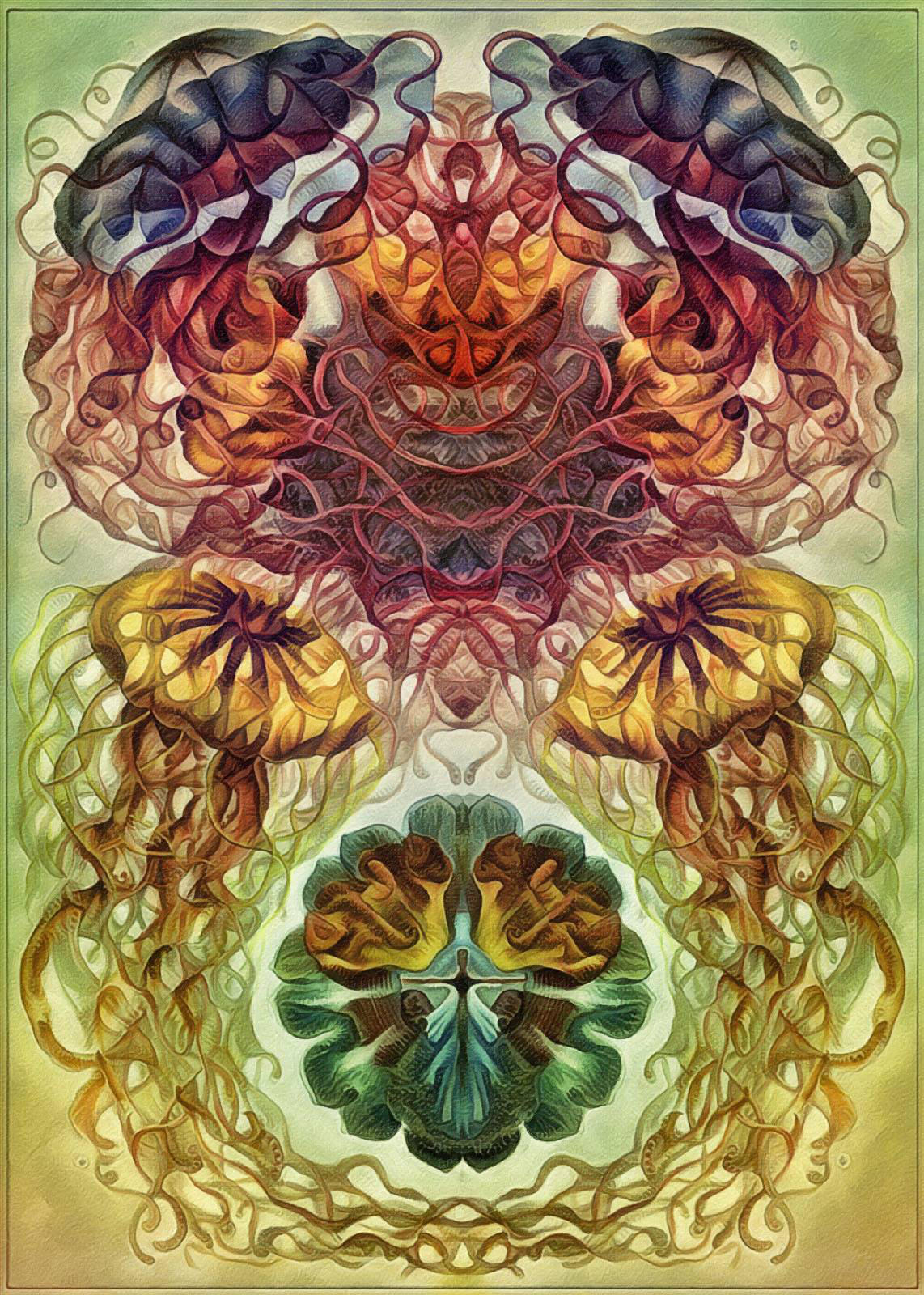 Haeckel Variation 13 by james119