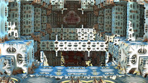 Temple of Broken Echo's by PaMonk