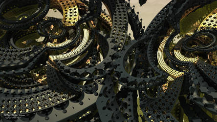 Gears of Chaos and Madness by PaMonk