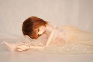 Ballet stretch by idrilkeeps