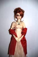 Charlotte de Sainte-Maure-Jonzac Rickman by idrilkeeps
