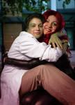 Brutasha cosplay at DesuCon 10 by idrilkeeps
