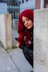Black Widow - Torucon 2015 by idrilkeeps