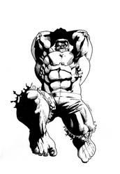 Hulk Smaaaaaaaashhhh by Flashmanya