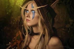 Alleria Windrunner - 7 by Feyische