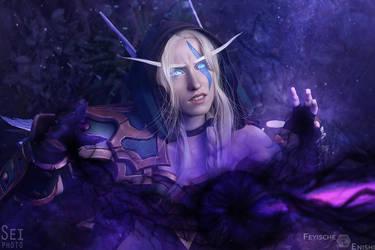 Alleria Windrunner - 9 by Feyische