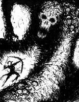 Plague Giant 6 by Abelardo