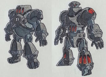 NRG and P'andor Redesign by Holycrap1992