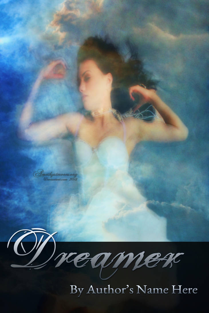 Dreamer Book Cover by amethystmstock