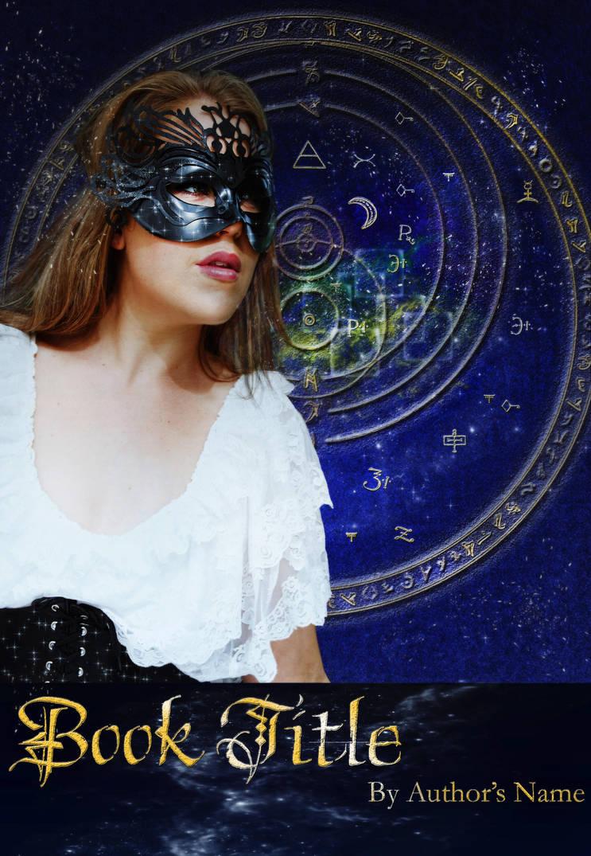 Alchemy Book Cover by amethystmstock