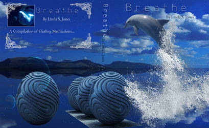 Breathe Book Cover by amethystmstock