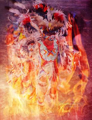 Fire by amethystmstock