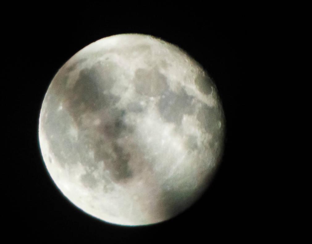 Super Moon 2015  001 by amethystmstock