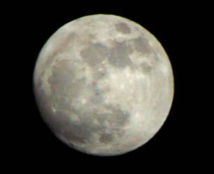 New Years Eve Moonrise by amethystmstock