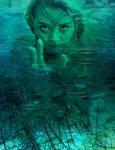 Water Fae by amethystmstock
