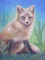 Fox by carefulwhatyawishfor