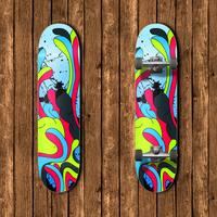 Vector Skateboard Deck by alvaro93