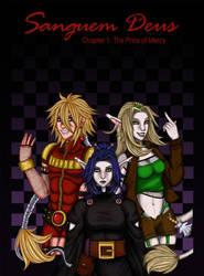Sanguem Deus Chapter 1 Cover by sanguemdeus