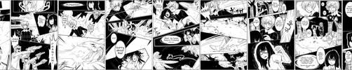 DP: Horizon AU pages by Zilleniose