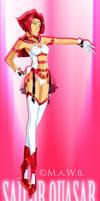 Sailor Quasar by DRACHEA RANNAK by LadyBrot