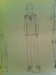 13 year old Jake by raptoregg64