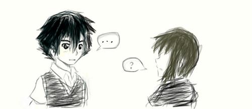 pokemon sketch by Haruka123