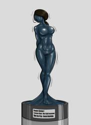 Awarding Christine by hopee1943