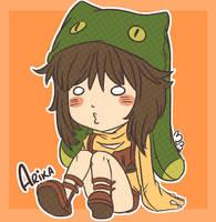 Arika by Nude-Mochi