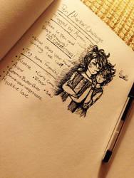 ::Pen/Marker Meme:: by Nude-Mochi