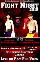 The Rematch! (PLEASE READ DESCRIPTION!) by BeanieTheBoxer
