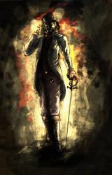 Steampunk Hook by cjuzzz