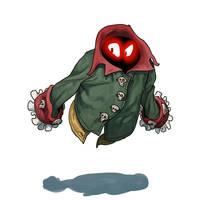 Kloak by pietro-ant