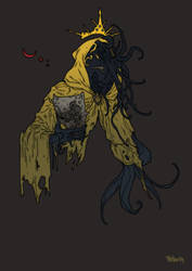 The King in Yellow by pietro-ant
