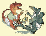 Cheers by pietro-ant