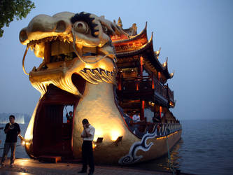 Dragon boat festival by anaisabel19886