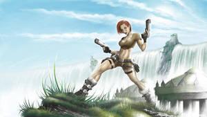 Tomb Raider Legend Fanart by Sigistauffen