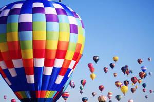 Balloon Fiesta by DawnAllynn