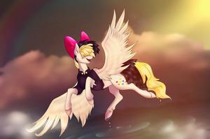 [Songbird Serenade] I can see a rainbow by MirtaLimeburst