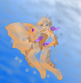 Underwater by bb14
