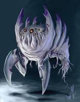 Monster Thingie by Uniformshark