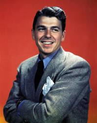 Ronald Reagan by slr1238