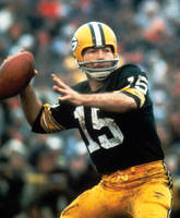Bart Starr-Packers HOF QB by slr1238