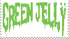 Green Jelly Stamp by OXlDIZER