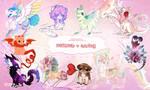 [Vday Advent] Day 10 - Sugared Candy by BizarreBazaarList
