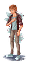 Flowery Cole by amiriteC