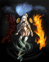 Sorceror by Kaizeru