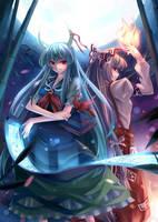 -+ Immortal Plain Asia +- by Kaizeru