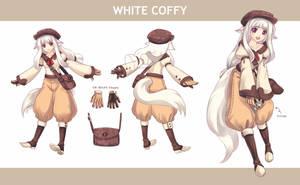 White Coffy by Kaizeru