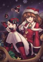 Merry Xmas! by Kaizeru